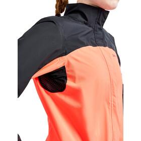 Craft Core Endur Hydro Jacke Damen black/shock